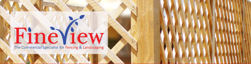 fineview lattice fencing